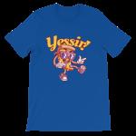 """""""Yessir!"""" Pizza Manz Tee"""