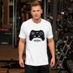 Glitch Controller T-Shirt