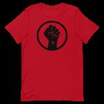 Black Power Short-Sleeve T-Shirt