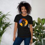 Black Power Fist | Color Blox